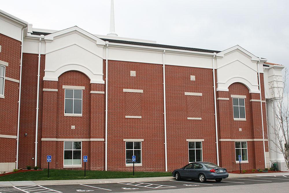 ©Midwest Cast Stone. Lenexa Baptist Church