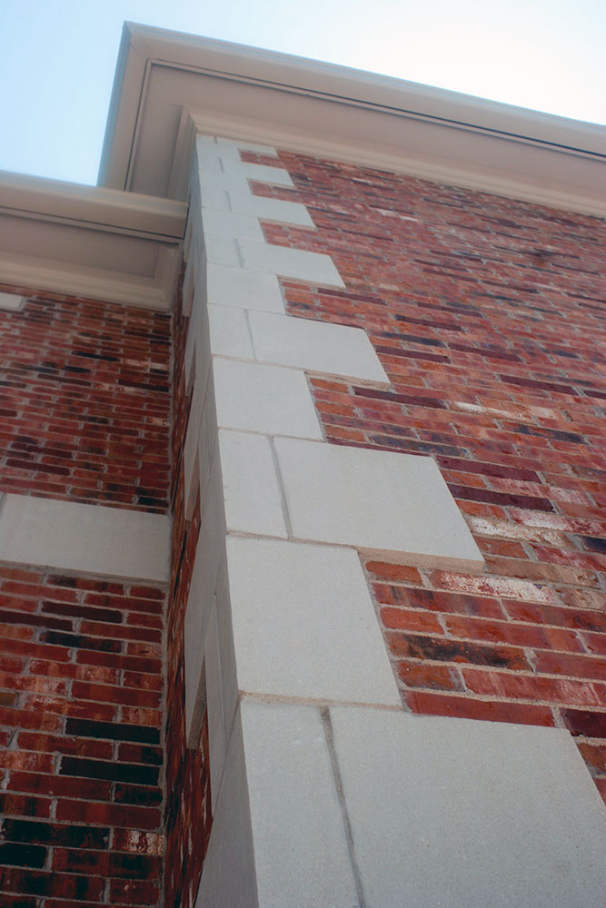 ©Midwest Cast Stone. Richmond Heights Residence