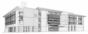 University of Wyoming Michael B. Enzi STEM Facility