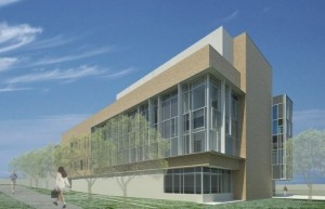 Wright State University New Classroom Building